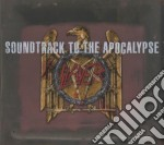 SOUNDTRACK TO THE APOCALYPSE (BOX 3CD + 1 DVD) cd musicale di SLAYER