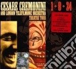 1 + 8 + 24 +DVD cd musicale di Cesare Cremonini
