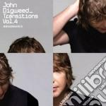 TRANSITIONS VOL.4 cd musicale di John Digweed