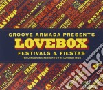 GROOVE ARMADA LOVEBOX VOL. 2 cd musicale di ARTISTI VARI