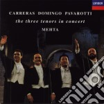 I TRE TENORI - IL MEGLIO cd musicale di PAVAROTTI/CARRERAS/DOMINGO