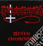 Possessed - Seven Churches cd musicale di Possessed