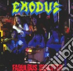 Exodus - Fabulous Disaster cd musicale di Exodus