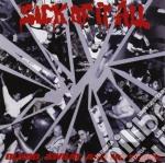 Blood sweat.. 10 cd musicale di SICK OF IT ALL
