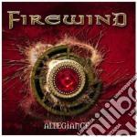 Firewind - Allegiance cd musicale di FIREWIND
