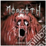 RESURRECTION ABSURD cd musicale di MORGOTH