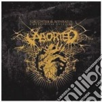 Aborted - Slaughter & Apparatus: A Methodical Ouverture cd musicale di ABORTED
