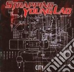 CITY (REMASTER 2007) cd musicale di STRAPPING YOUNG LAD