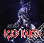 NIGHT OF THE STORMIDER (MINI VYNIL) cd musicale di ICED EARTH