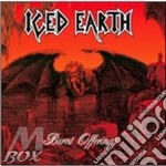 BURNT OFFERINGS (MINI VYNIL) cd musicale di ICED EARTH