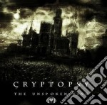 Cryptopsy - The Unspoken King cd musicale di CRYPTOPSY