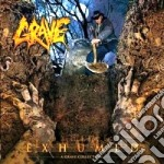 Grave - Exhumed cd musicale di GRAVE