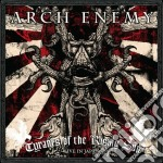 TYRANTS OF THE RISING SUN - LIVE IN JAPAN cd musicale di ARCH ENEMY