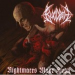 NIGHTMARES MADE FLESH cd musicale di BLOODBATH