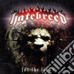 Hatebreed - For The Lions cd musicale di HATEBREED