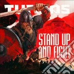 Turisas - Stand Up And Fight cd musicale di TURISAS