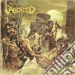 Aborted - Global Flatline cd musicale di Aborted