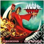 Wolf - Legions Of Bastards cd musicale di Wolf