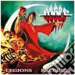 Legions of bastards cd musicale di WOLF