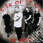 Nonstop (re-recordings) cd musicale di Sick of it all