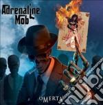 Adrenaline Mob - Omerta' cd musicale di Mob Adrenaline