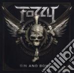 Fozzy - Sin And Bones cd musicale di Fozzy