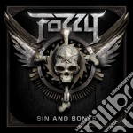 Sin and bones [digipack limited edition] cd musicale di Fozzy