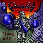 Target earth [mediabook limited edition] cd musicale di Voivod