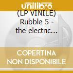 (LP VINILE) Rubble 5 - the electric crayon set lp vinile di Artisti Vari
