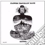 Satori cd musicale di FLOWER TRAVELLIN' BA