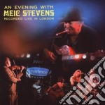 An evening with meic stevens cd musicale di Meic Stevens