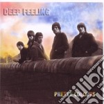 PRETTY COLOURS                            cd musicale di Feeling Deep