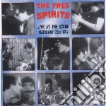 Free Spirits - Live At The Scene cd musicale di The Free spirits