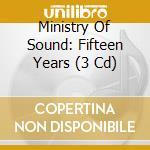 FIFTEEN YEARS  (BOX 3CD) cd musicale di ARTISTI VARI