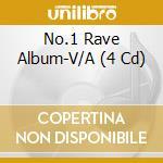 No.1 - rave album vol.1 cd musicale