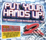 PUT YOUR HANDS UP 2  (BOX 3 CD) cd musicale di ARTISTI VARI