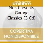 GARAGE CLASSICS 3CD cd musicale di ARTISTI VARI
