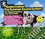 GATECRASHER - THE SUMMER SOUND SYSTEM 2008 (PRODIGY, ARMAND VAN HELDEN, SOULWAX....) cd musicale di ARTISTI VARI