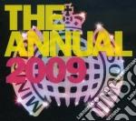 Ministry Of Sound - The Annual 2009 (2 Cd+Dvd) cd musicale di ARTISTI VARI