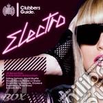 Clubbers guide electro 2010 3cd cd musicale di ARTISTI VARI