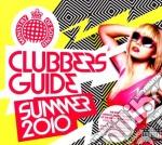 Clubbers guide summer 2010 2cd cd musicale di ARTISTI VARI