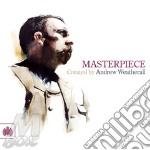 Masterpiece-andrew weatherall 3cd cd musicale di Artisti Vari