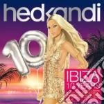 Hed kandi ibiza 10 years cd musicale di Artisti Vari