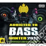 Addicted to bass winter 2012 3cd cd musicale di Artisti Vari