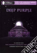 IN CONCERT WITH THE LSO (CD + DVD) cd musicale di DEEP PURPLE