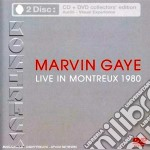 LIVE IN MONTREUX (CD+ DVD) cd musicale di Marvin Gaye