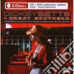 LIVE (CD+ DVD) cd musicale di Dickey&great s Betts