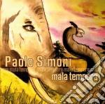MALA TEMPORA cd musicale di SIMONI PAOLO