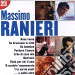 I GRANDI SUCCESSI: MASSIMO RANIERI cd musicale di Massimo Raniero