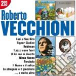 I GRANDI SUCCESSI: ROBERTO VECCHIONI cd musicale di Roberto Vecchioni